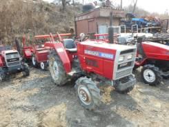 Shibaura. Трактор 4wd, фреза, навеска на 3 точки
