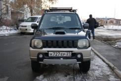 Suzuki Jimny. механика, 4wd, 0.7 (64 л.с.), бензин, 180 000 тыс. км