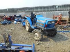 Iseki. Трактор 21 л. с., Реверс, ГУР, 4wd, фреза, навеска на 3 точки. Под заказ