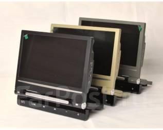 Монитор НА Подголовник - 9 Дюймов, DVD, ИГРЫ, IR, USB, SD, FM