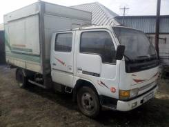 Nissan Diesel Condor. Продается грузовик нисан кондор двух кабинете, 4 200 куб. см., 2 500 кг.