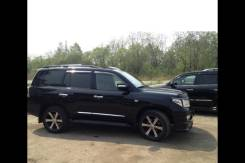 Toyota Land Cruiser Prado. автомат, 4wd, 4.7, бензин, 160 000 тыс. км