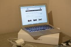 """Apple MacBook Air 13 2015 Early. 13.3"""", 1,6ГГц, ОЗУ 8192 МБ и больше, диск 128 Гб, WiFi, Bluetooth, аккумулятор на 12 ч."""
