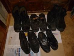 Обувь мужскую б/у