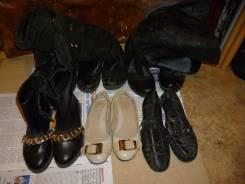 Обувь женская б/ размер 38