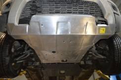 Защита двигателя. Renault Duster