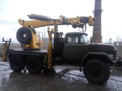 ЗИЛ 131. Продам ямобур ЗИЛ131 дизель, вездеход, 3 000 кг.