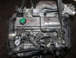 Двигатель в сборе. Mazda Capella