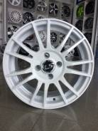 Light Sport Wheels LS 307. 6.0x15, 4x98.00, 4x100.00, 4x100.00, ET45, ЦО 73,1 мм.