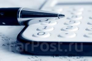 Услуги бухгалтера. Ведение бухгалтерского учета и сдача отчетности.
