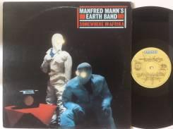 Манфред Манн / Manfred Mann's Earth Band - Somewhere in Africa - PT LP