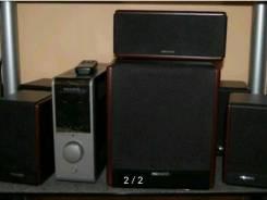 Аудиосистемы 5.1.