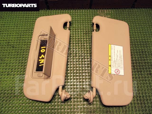 Козырек солнцезащитный. Honda Insight, ZE2, DAA-ZE2 Двигатель LDA