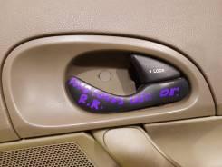 Ручка двери внешняя. Ford Focus, DFW, DNW, DBW Двигатели: EYDD, EDDF, EDDB, FYDD, EYDB, FYDH, EYDK, EYDG, EYDC, FYDB, EYDE, EYDI, EDDD, EYDJ, EYDL, FY...