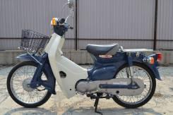 Honda Super Cub. 50 куб. см., исправен, птс, без пробега