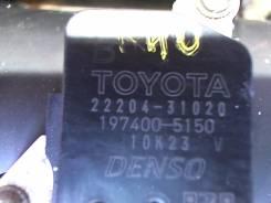 Измеритель потока воздуха (расходомер) Toyota