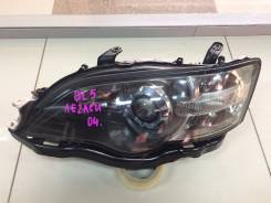 Фара. Subaru Legacy B4, BL5