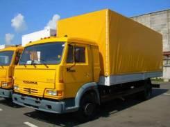 Камаз 4308. -6063-28 (R4) борт тент ( Евро 4), 4 670 куб. см., 5 000 кг.