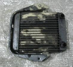 Трубка масляного радиатора. Opel Omega