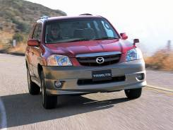 Двигатель в сборе. Mazda Tribute, EP3W