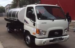 Hyundai HD. Молоковоз -78, 3 907 куб. см. Под заказ