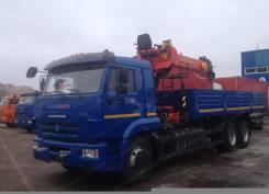 Инман. КамАЗ 65117 с КМУ ИТ-150, 6 700 куб. см., 6 600 кг., 19 м.