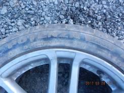 Bridgestone Potenza S001. Летние, 2010 год, износ: 50%, 2 шт