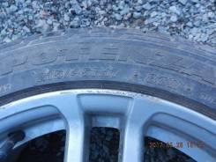 Bridgestone Potenza RE050A. Летние, 2009 год, износ: 20%, 2 шт