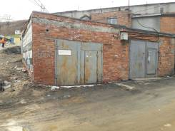 Гаражи кооперативные. улица Баляева 62, р-н Баляева, 20 кв.м., электричество, подвал. Вид снаружи