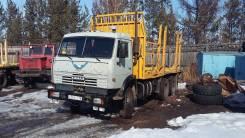 Камаз 53229. Лесовоз, 200 000 куб. см., 10 000 кг.