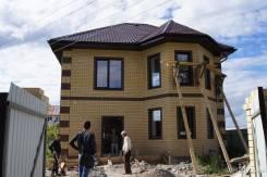 Строительство домов из пеноблока, газоблока и из бруса.