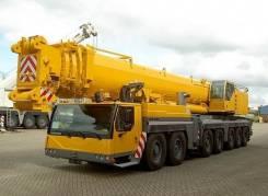 Liebherr LTM 1400-7.1. Автокран , 2011 гв, 10 000 куб. см., 400 000 кг., 144 м.