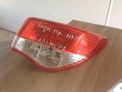Стоп-сигнал. Nissan Almera