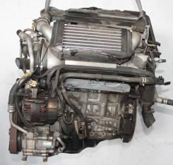 Двигатель в сборе. Mazda Millenia, TA3P Двигатель KJZEM