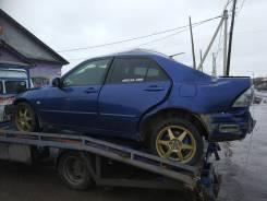 Toyota Altezza, 2001