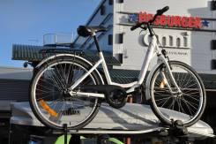 """Велосипед подростковый женский Solifer Shopper 24"""""""