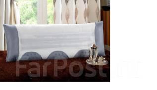 NEW Ортопедическая подушка с кассией и магнитами 1,8 м - двухспальная
