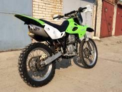 Запчасти на Kawasaki KLX 250
