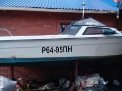 Yamaha FR-17. Год: 1990 год, длина 5,00м., двигатель подвесной, 40,00л.с., бензин