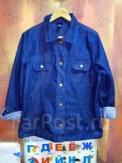 Куртки джинсовые. 52, 54, 56
