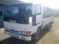 Nissan Atlas. Продается грузовик 1.5т. Аппарель 600кг., 2 700 куб. см., 1 500 кг.