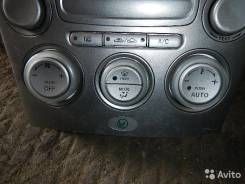 Блок управления климат-контролем. Mazda