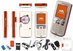 Sony Ericsson Walkman W800i. Б/у