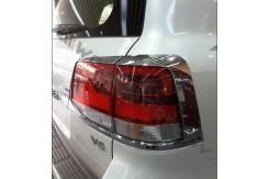 Накладка на стоп-сигнал. Toyota Land Cruiser, UZJ200W, VDJ200, J200, URJ202W, GRJ200, URJ200, URJ202, UZJ200. Под заказ