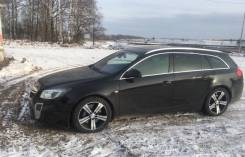 Opel Insignia. автомат, 4wd, 2.8 (325 л.с.), бензин, 100 000 тыс. км. Под заказ