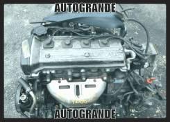 Двигатель в сборе. Toyota Raum, EXZ10 Двигатель 5EFE. Под заказ