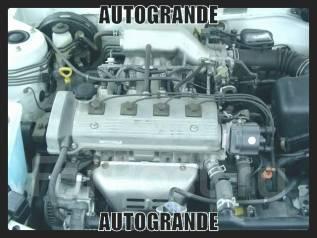 Двигатель в сборе. Toyota Sprinter, AE110, AE100 Toyota Corolla, AE110, AE100G, AE100 Двигатель 5AFE. Под заказ