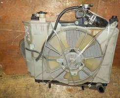 Радиатор охлаждения двигателя. Toyota Platz, NCP12, NCP16, SCP11 Двигатели: 1NZFE, 1SZFE, 2NZFE