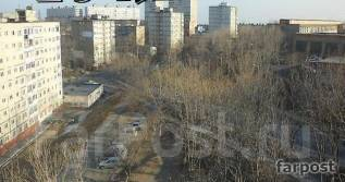 1-комнатная, улица Борисенко 98. Тихая, частное лицо, 36 кв.м. Вид из окна днем