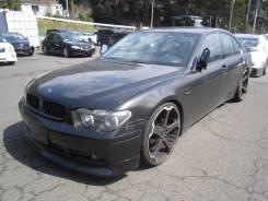 BMW 7-Series. E65 E66, N62B36
